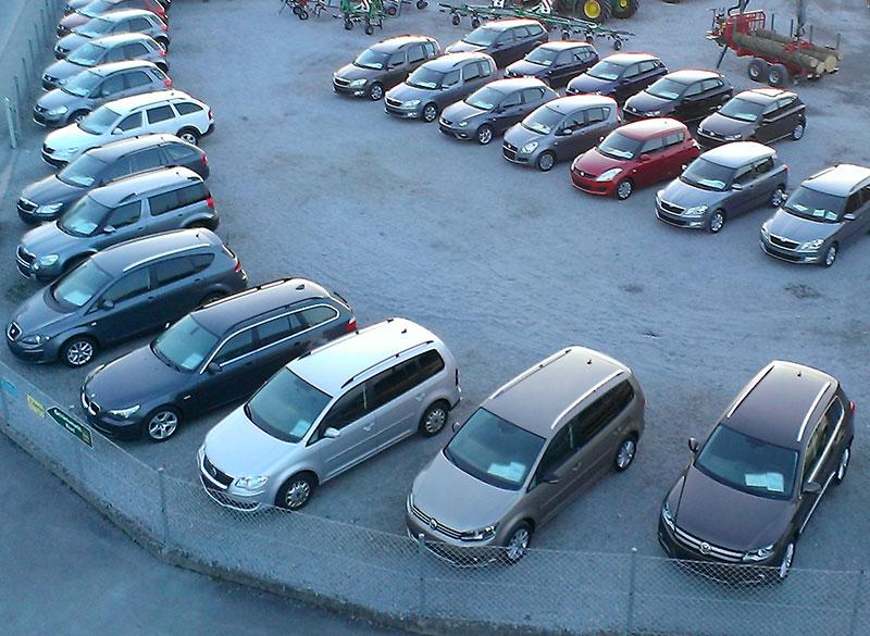 Neuwagen und Gebrauchtwagen von Spannmacher