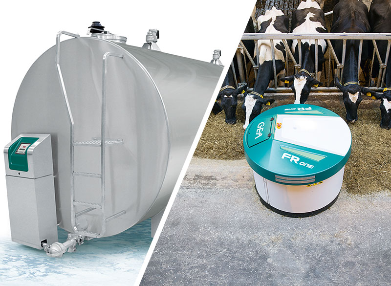 GEA Kühltank und GEA FRone